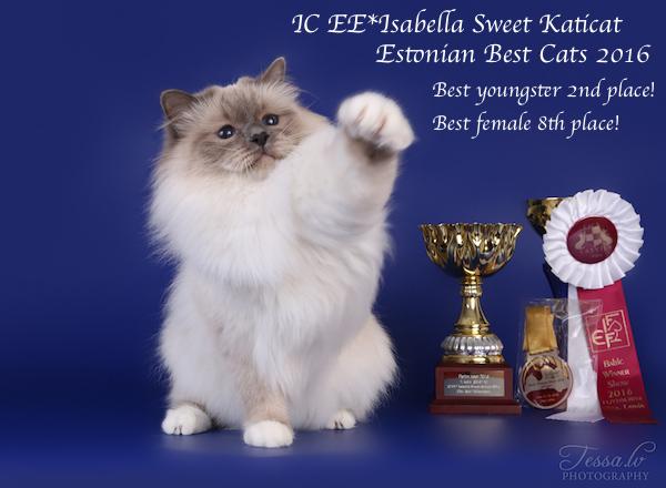Isabella 2016 EstBest